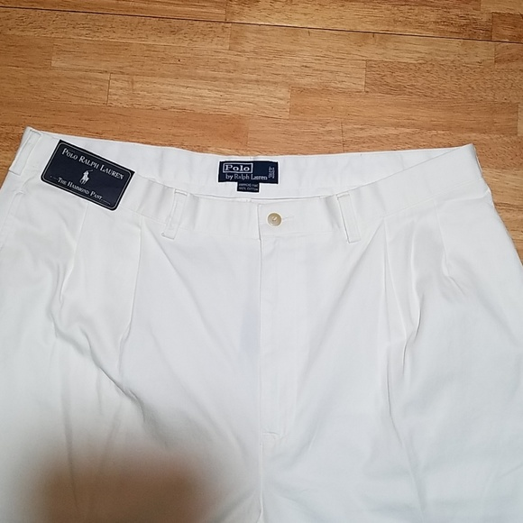 Polo By Nwt Lauren Pants 40x34 Ralph Hammonds Size 0OwPkn